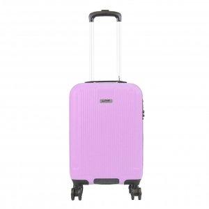 Line Noorvik Trolley S pink Harde Koffer