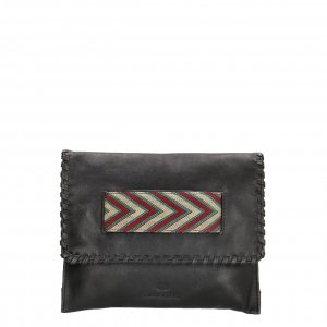 Micmacbags Friendship Clutch zwart Damestas