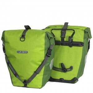 Ortlieb Back-Roller Plus 40L (set van 2) lime/moss green backpack