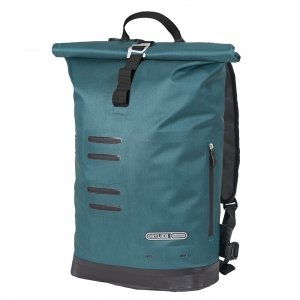 Ortlieb Commuter-Daypack City 21L petrol backpack