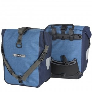 Ortlieb Sport-Roller Plus 25L (set van 2) denim/steel blue backpack