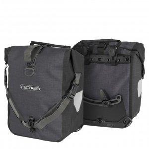 Ortlieb Sport-Roller Plus 25L (set van 2) granite/black backpack