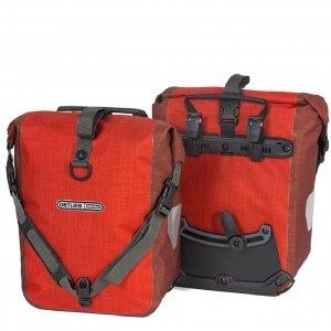 Ortlieb Sport-Roller Plus 25L (set van 2) signal red/dark chili backpack