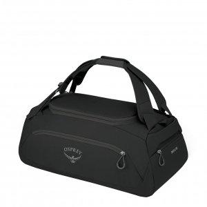 Osprey Daylite Duffel 30 black Handbagage koffer