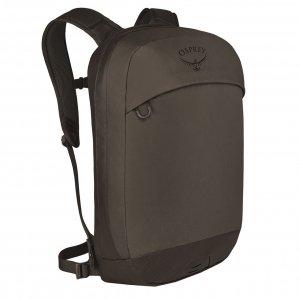 Osprey Transporter Panel Loader Backpack black Handbagage koffer