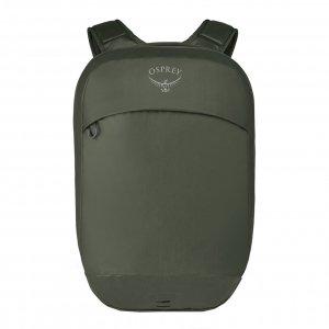 Osprey Transporter Panel Loader Backpack haybale green Handbagage koffer