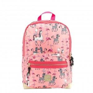 Pick & Pack Royal Princess Backpack M bright pink Laptoprugzak