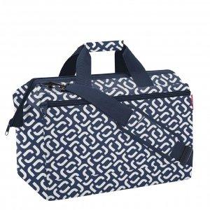 Reisenthel Shopping Allrounder L pocket signature navy Weekendtas
