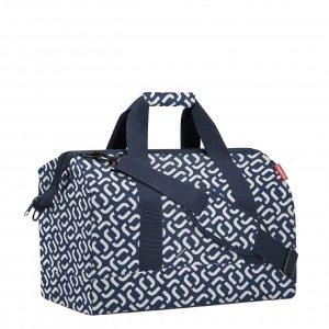 Reisenthel Shopping Allrounder L signature navy Weekendtas