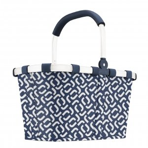 Reisenthel Shopping Carrybag frame signature navy