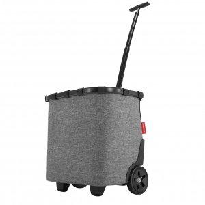 Reisenthel Shopping Carrycruiser Frame twist silver Trolley