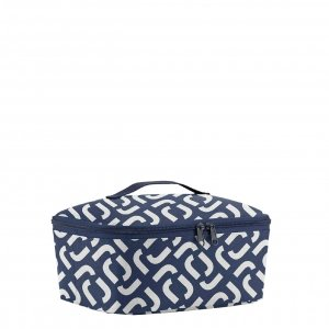 Reisenthel Shopping Coolerbag M pocket signature navy