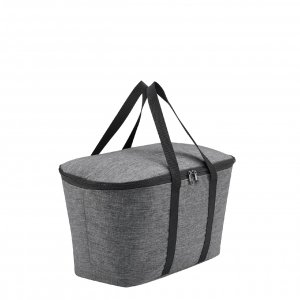 Reisenthel Shopping Coolerbag twist silver