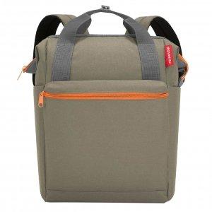 Reisenthel Travelling Allrounder R olive green backpack