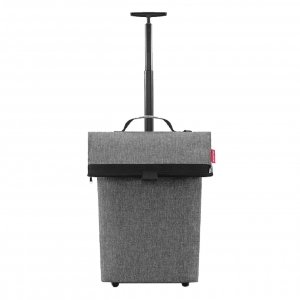 Reisenthel Travelling Trolley M twist silver Trolley