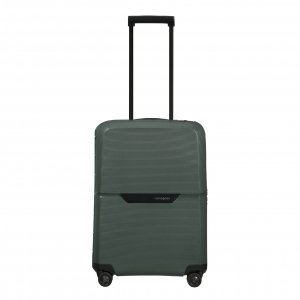 Samsonite Magnum Eco Spinner 55 forest green Harde Koffer