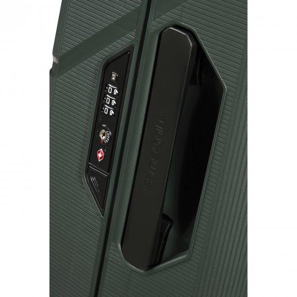 Samsonite Magnum Eco Spinner 55 forest green Harde Koffer