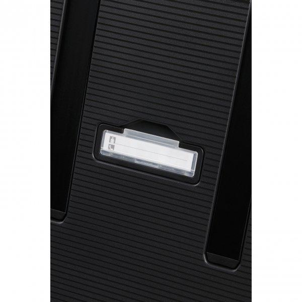 Samsonite Magnum Eco Spinner 69 graphite Harde Koffer van Polypropyleen