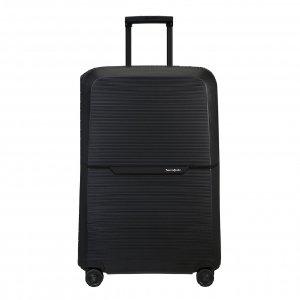 Samsonite Magnum Eco Spinner 75 graphite Harde Koffer