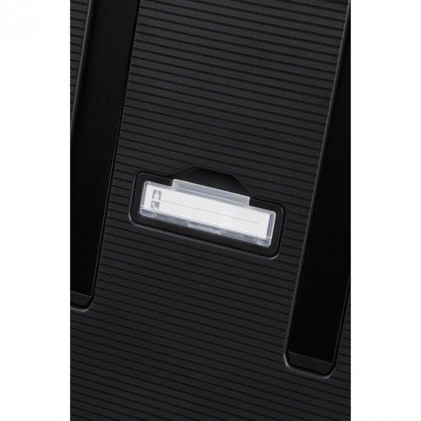 Samsonite Magnum Eco Spinner 81 graphite Harde Koffer van Polypropyleen