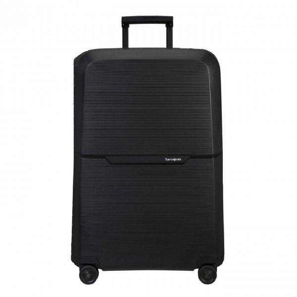 Samsonite Magnum Eco Spinner 81 graphite Harde Koffer