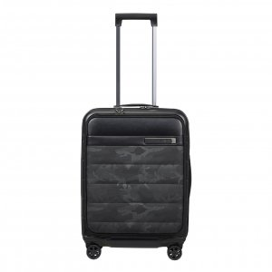 Samsonite Neopod Spinner 55 Exp Easy Access camo black Harde Koffer