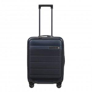 Samsonite Neopod Spinner 55 Exp Easy Access midnight blue Harde Koffer