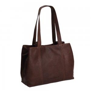 The Chesterfield Brand Gail Schoudertas / Shopper brown Damestas