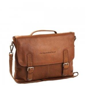 "The Chesterfield Brand Jules Portfolio Bag 13"" cognac"