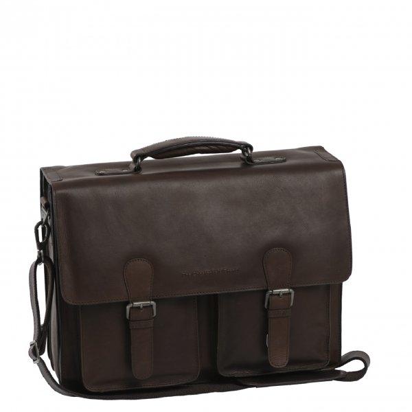 The Chesterfield Brand Lisbon Businesstas brown
