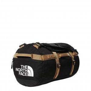 The North Face Gilman Duffel S tnf black/british khaki Weekendtas