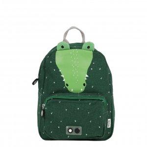 Trixie Mr. Crocodile Backpack green