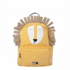 Trixie Mr. Lion Backpack yellow