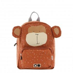 Trixie Mr. Monkey Backpack brown