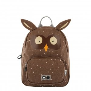 Trixie Mr. Owl Backpack brown