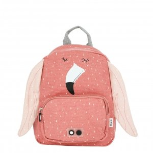 Trixie Mrs. Flamingo Backpack pink