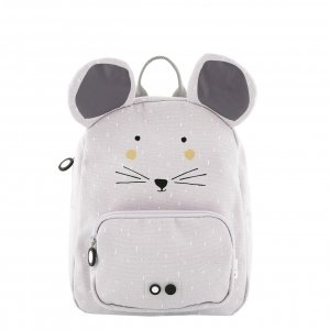 Trixie Mrs. Mouse Backpack light purple