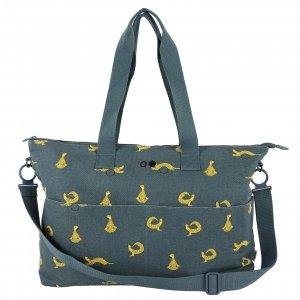 Trixie Whippy Weasel Diaper Bag blue Luiertas