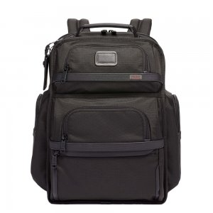 Tumi Alpha T-Pass Brief Backpack black backpack