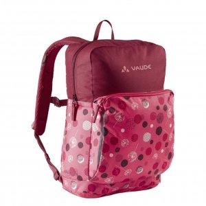 Vaude Minnie 10 Kinderrugzak bright pink/cranberry Kindertas