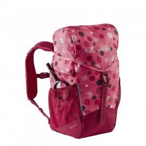 Vaude Skovi 10 Kinderrugzak bright pink/cranberry Kindertas