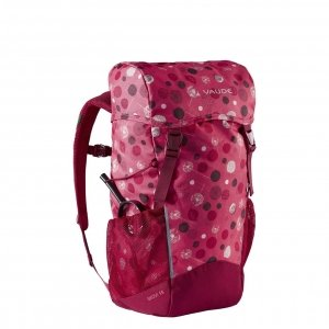 Vaude Skovi 15 Kinderrugzak bright pink/cranberry Kindertas