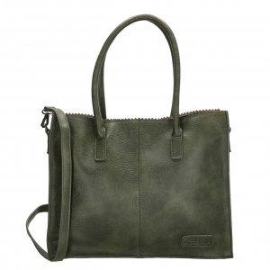 Zebra Trends Natural Bag Kartel Lisa army green Damestas