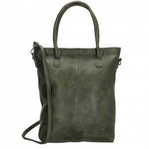 Zebra Trends Natural Bag Kartel army green Damestas