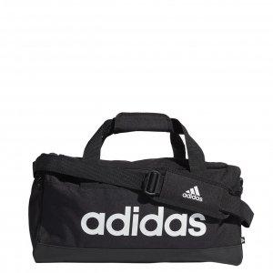 Adidas Linear Duffel S black/white Weekendtas