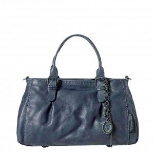 Aunts & Uncles Mrs. Choco Sprinkle Handbag 3 Fächer blue mood Damestas
