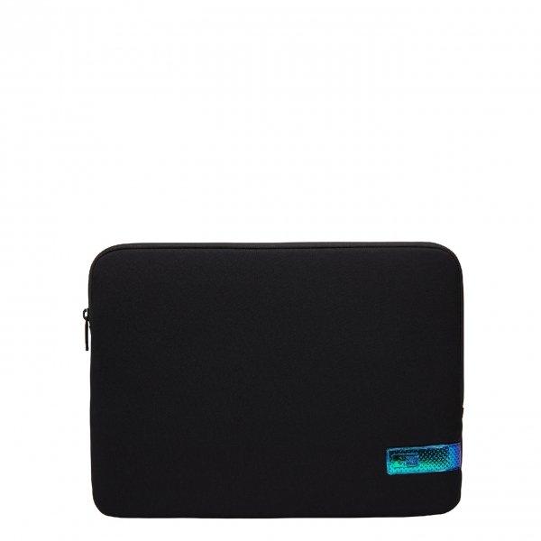 Case Logic Reflect Laptop Sleeve 14 inch black/grey/oil Laptopsleeve