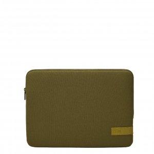 Case Logic Reflect Laptop Sleeve 14 inch capulet olive/green olive Laptopsleeve