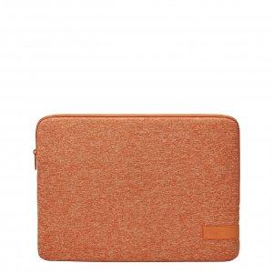 Case Logic Reflect Laptop Sleeve 15.6 inch coral gold/apricot Laptopsleeve