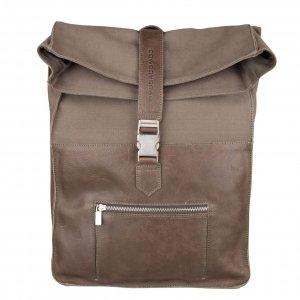 Cowboysbag Hunter Backpack 17 inch storm grey backpack